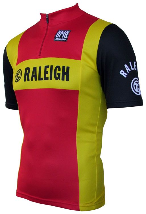 TI Raleigh Retro Jersey - Short Sleeve  d717883f4