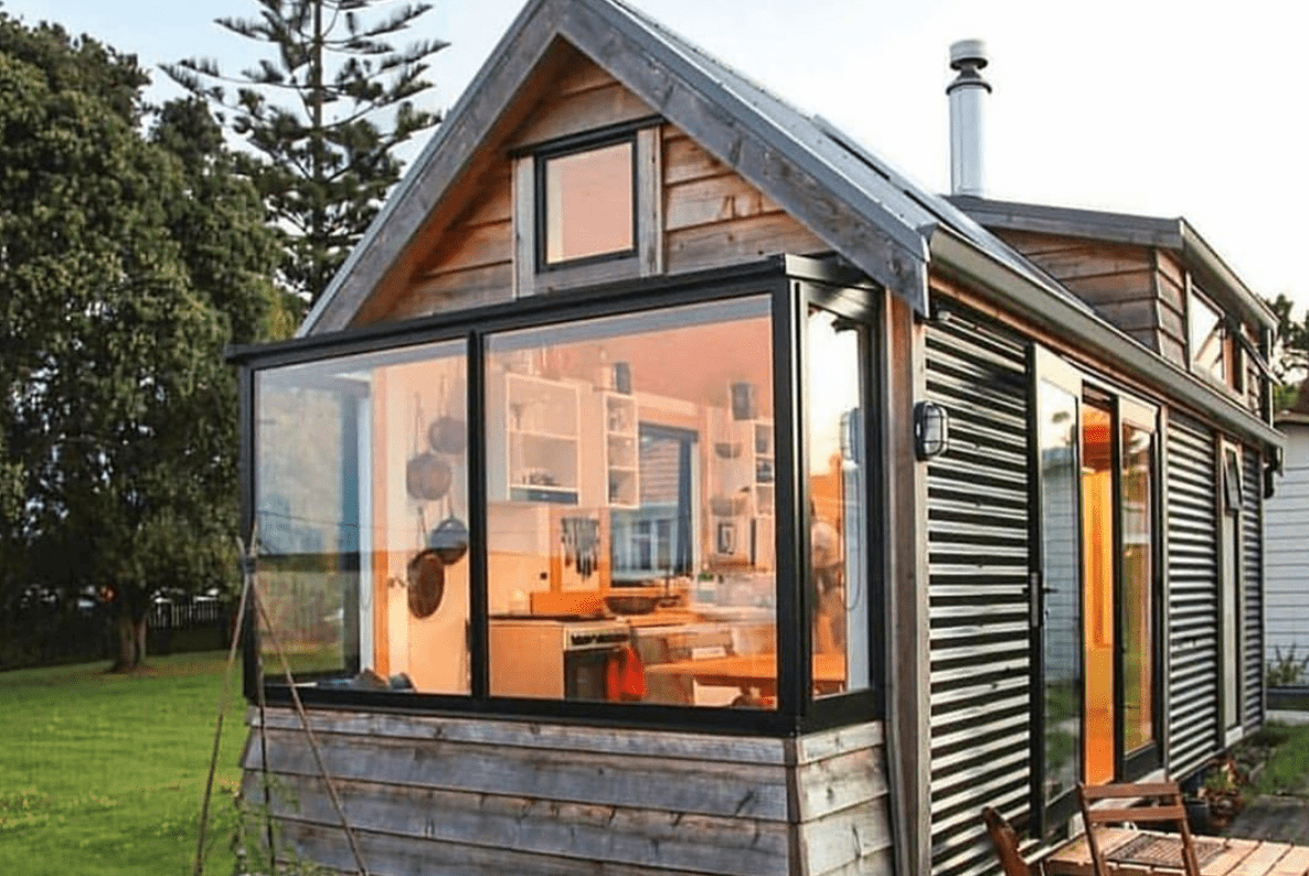 45 Genius Ideas For Your Tiny House Project House Topics Tiny House Home Projects Weekend House