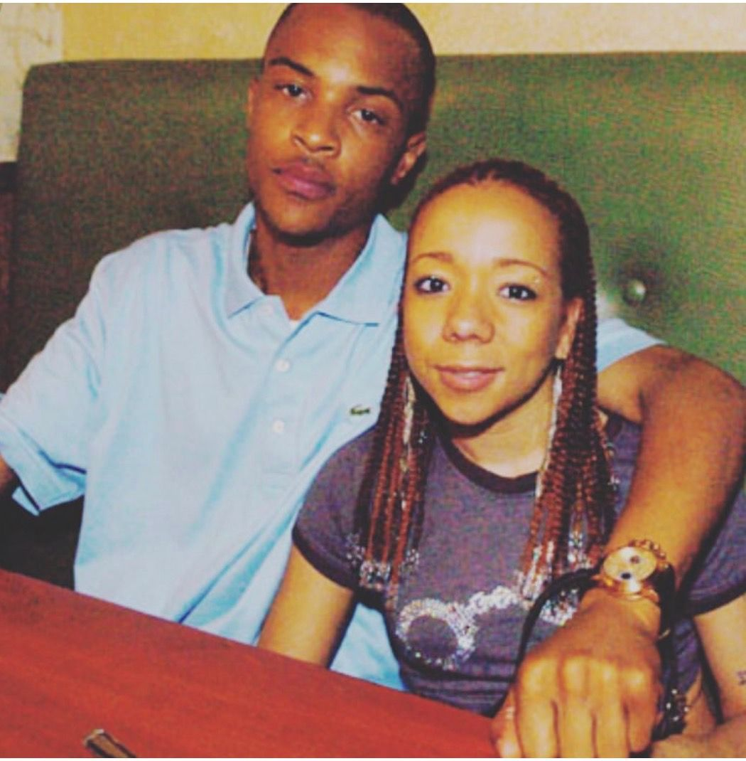 Young T.I. and Tiny | The way they used to look in 2019 ...