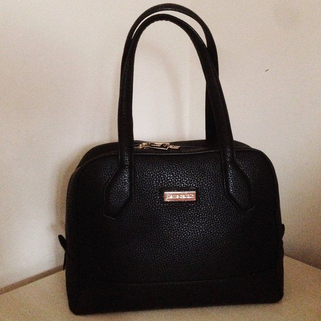 9e318118f99 Pierre Cardin handbag in black - perfect for going into office http   www