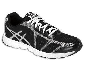 Asics Men's Gel-Havoc 2 Shoes Black/Lightning/White 10