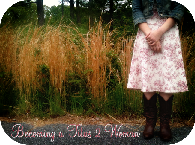 Becoming a Titus 2 Woman in Today's World | Blessed Beyond