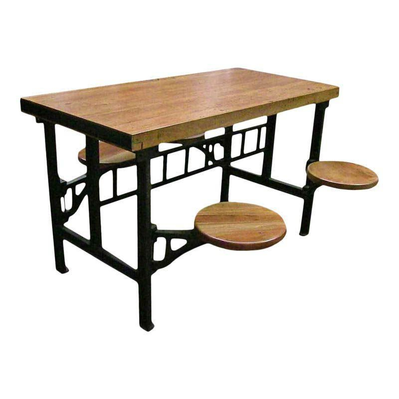8 Small Kitchen Table Ideas For Your Home Small Kitchen Tables Industrial Decor Kitchen Vintage Kitchen Decor