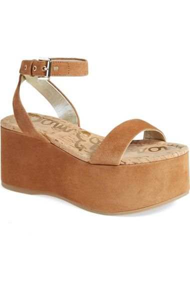 c895da600292 Sam Edelman  Henley  Platform Sandal (Women) available at  Nordstrom ...