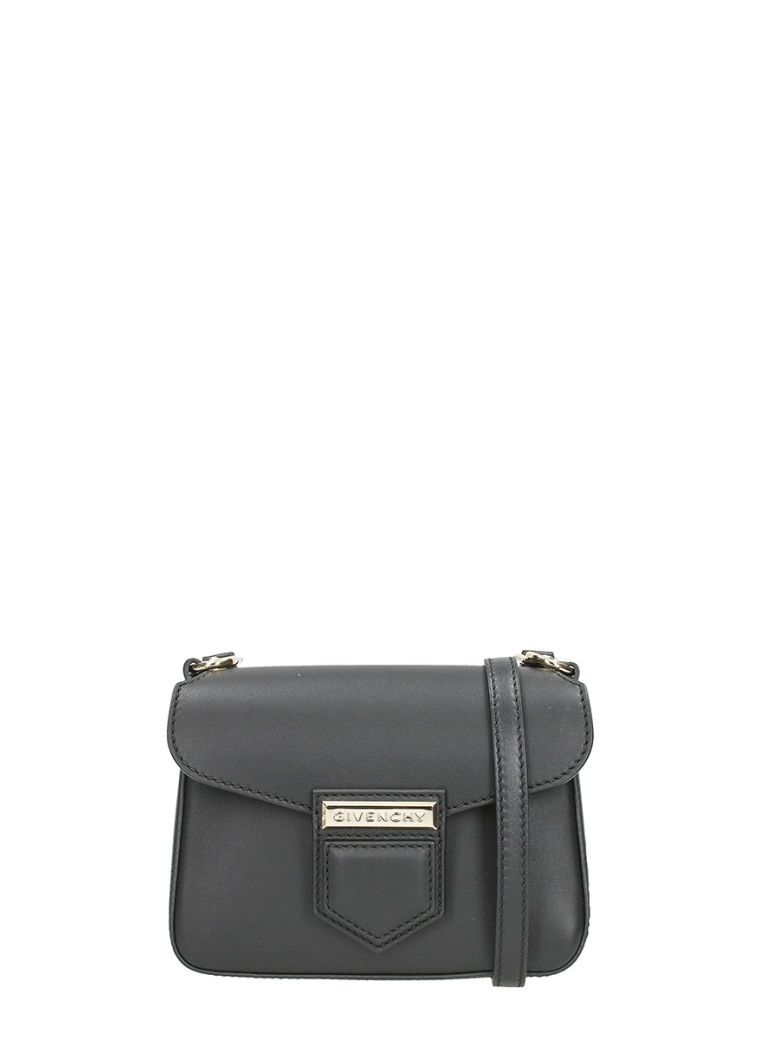 38297e0637 GIVENCHY Givenchy Mini Nobile Crossbody Bag.  givenchy  bags  shoulder bags   leather  crossbody