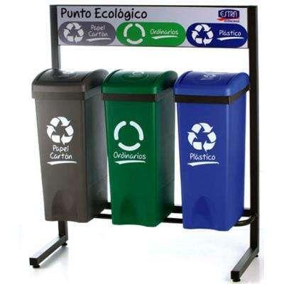 Basureros Y Puntos Ecologicos Basureros Puntos Carton
