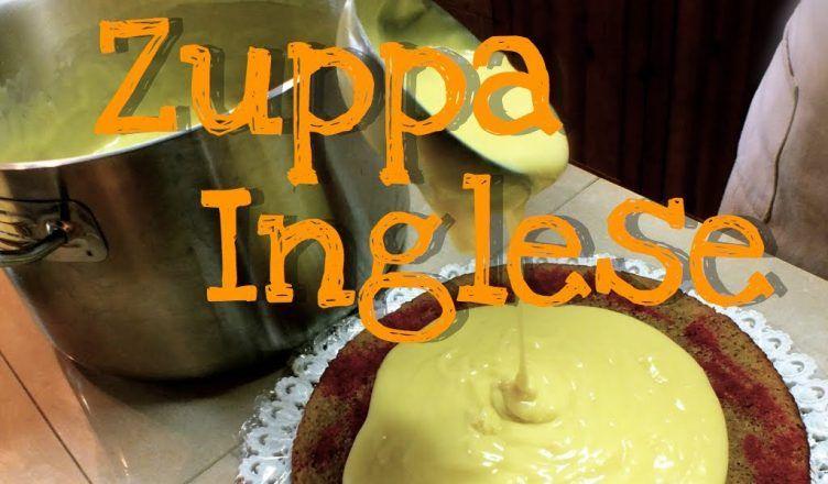 Ricetta Zuppa Inglese Fatto In Casa Da Benedetta.Torta Zuppa Inglese Fatta In Casa Da Benedetta Homemade Trifle Zuppe Inglesi Dolci Zuppa Inglese Ricette