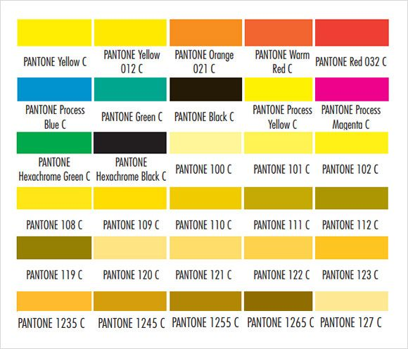 Pantone Color Codes Download  Pantone    Pantone Color