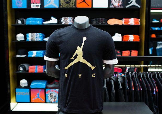 A New Jordan Flight 23 Store Opens In
