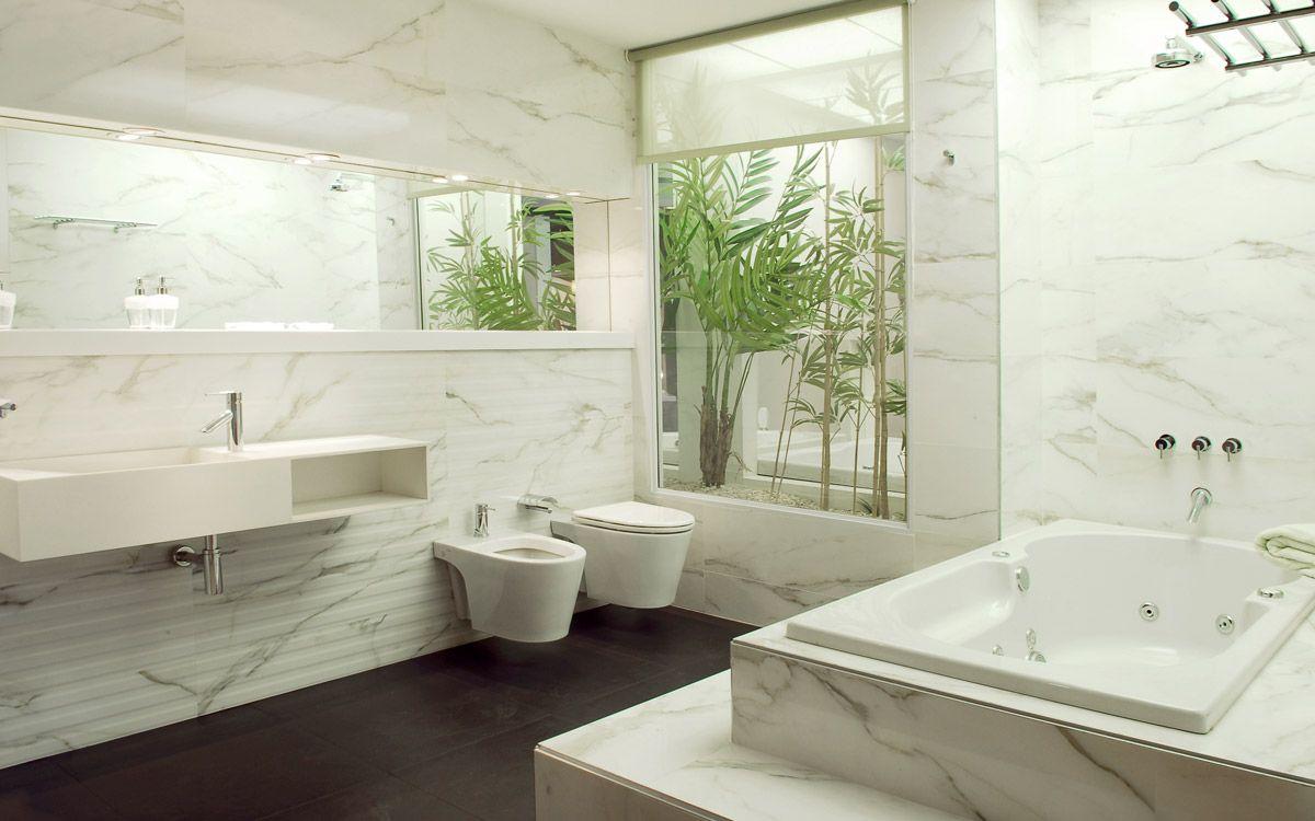 Deco #Hogar #Baño Revestimiento Naxos Marble. | Tropical | Pinterest ...