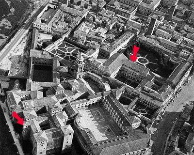 Studiolo and Grotta of Isabella d'Este - arrangement of rooms