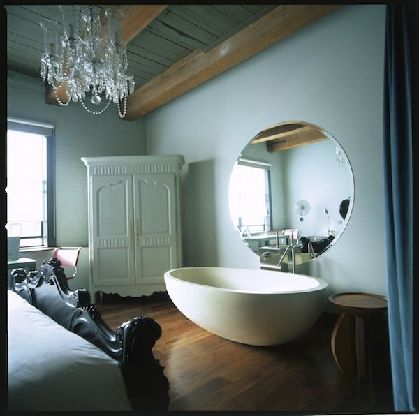 Inspiration Soho House New York Bedroom With Bath Home