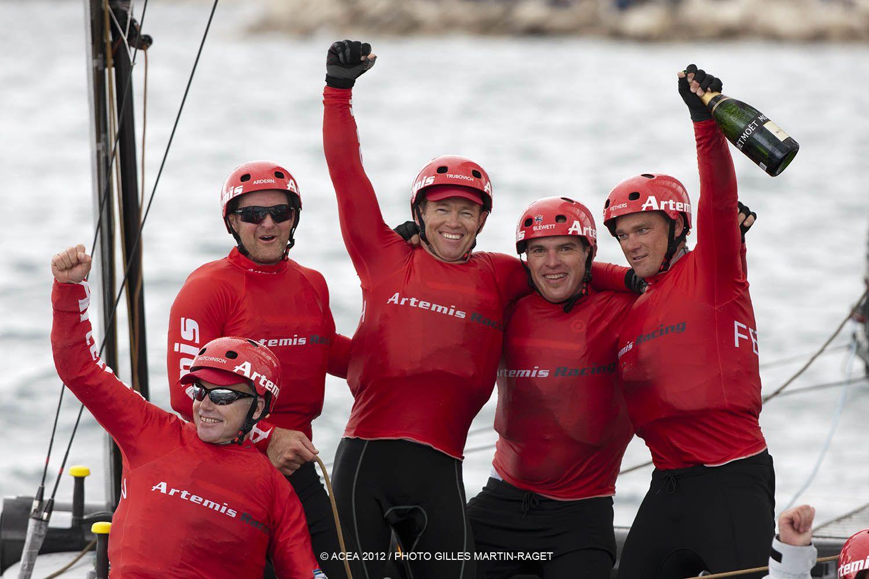 Artemis Racing - ACWS Naples Match Racing Champions