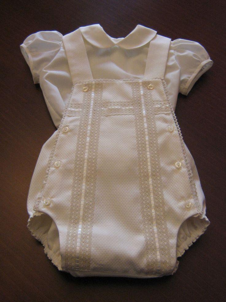 ccfe18c30 Resultado de imagen de patrones camisas batista recien nacido con medidas
