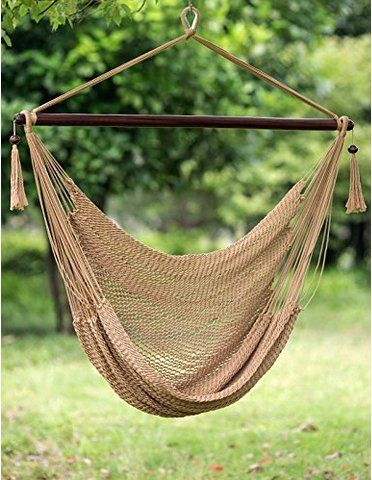 Attirant Moontree Hanging Bed Hammock Swing Bed Hanging Rope Chair Swing Chair  Hammock Chair Coffee