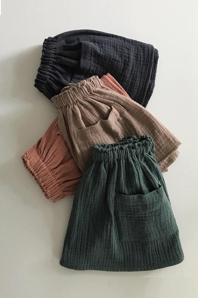 Pocket Skirt Rose Nude liilu | nähen | Pinterest | Kinderkleidung ...