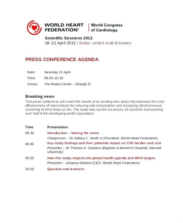 Press Conference Invitation Template Conference Invitation