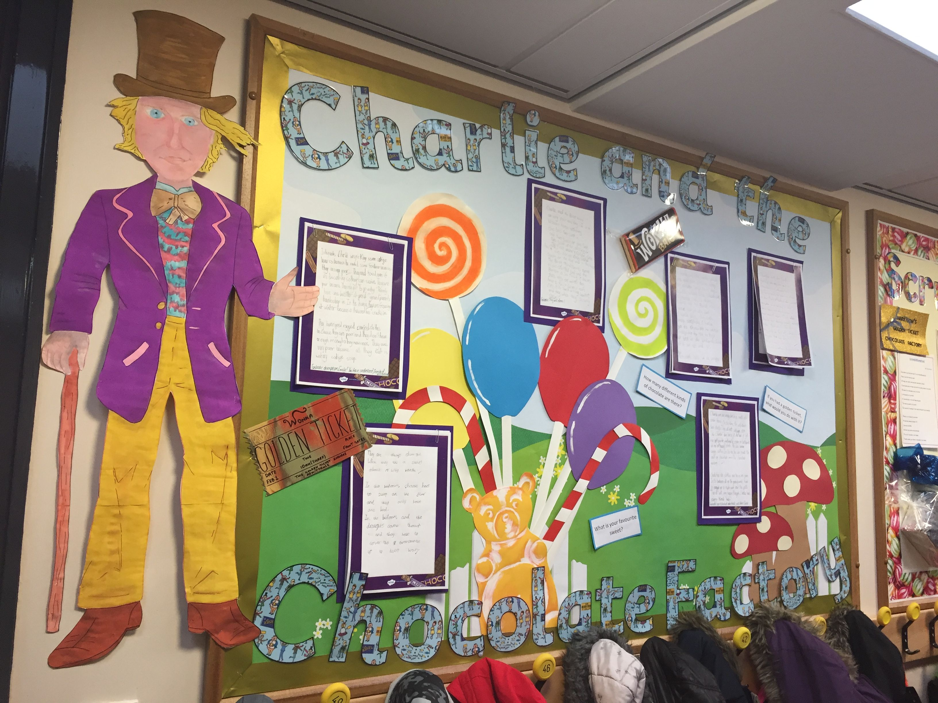 Charlie And The Chocolate Factory With Images