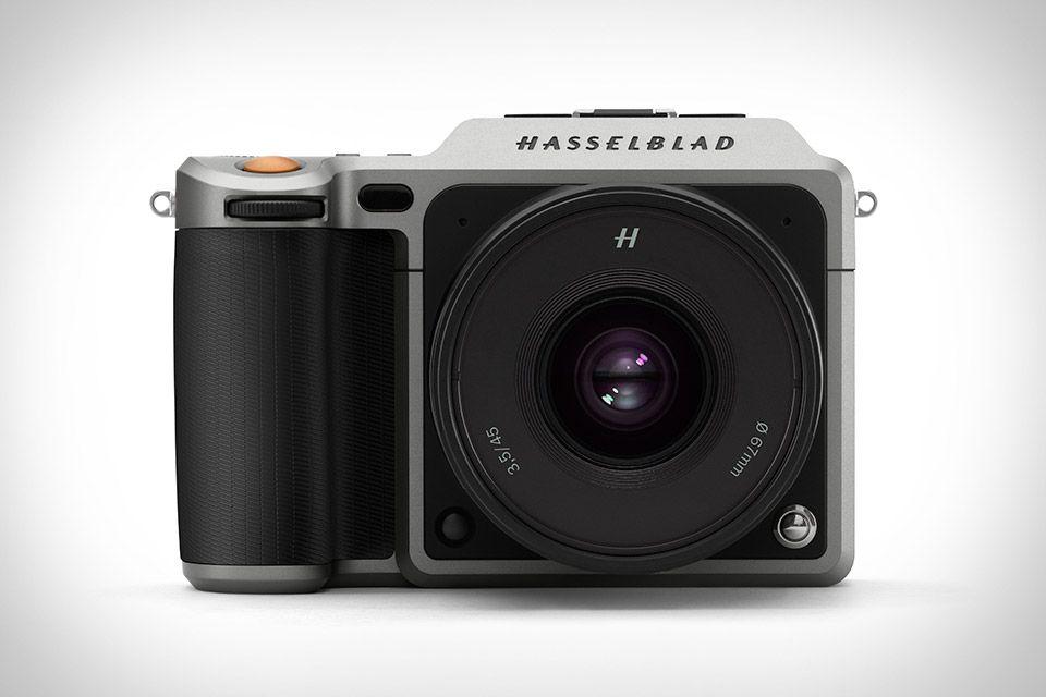Hasselblad X1d Camera Mirrorless Camera Hasselblad Medium Format Camera