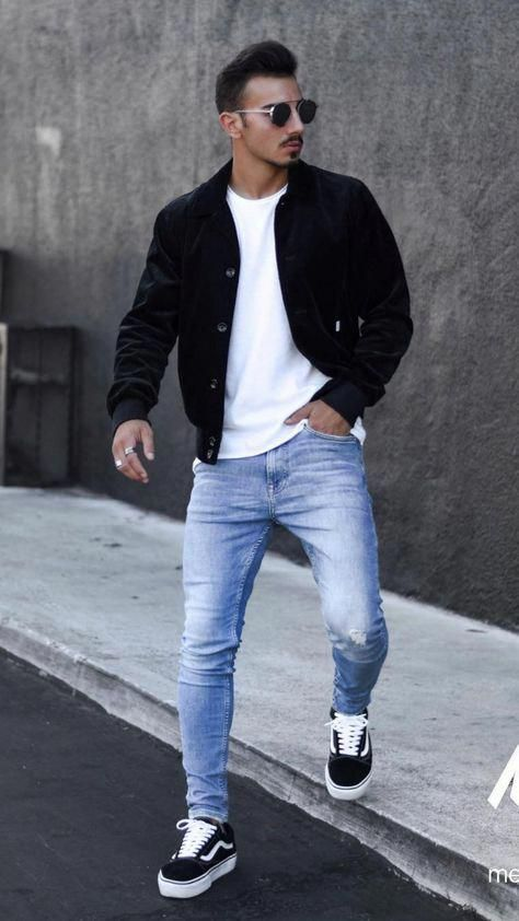 5 Casual Outfits For Young Guys – Stil sahibi erkekler