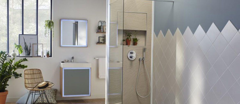 Comment Avoir Une Douche Encastree Sans Casser Son Mur Salle De