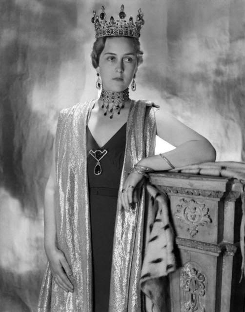 Princess Cecilie of Greece and Denmark, Hereditary Grand ...