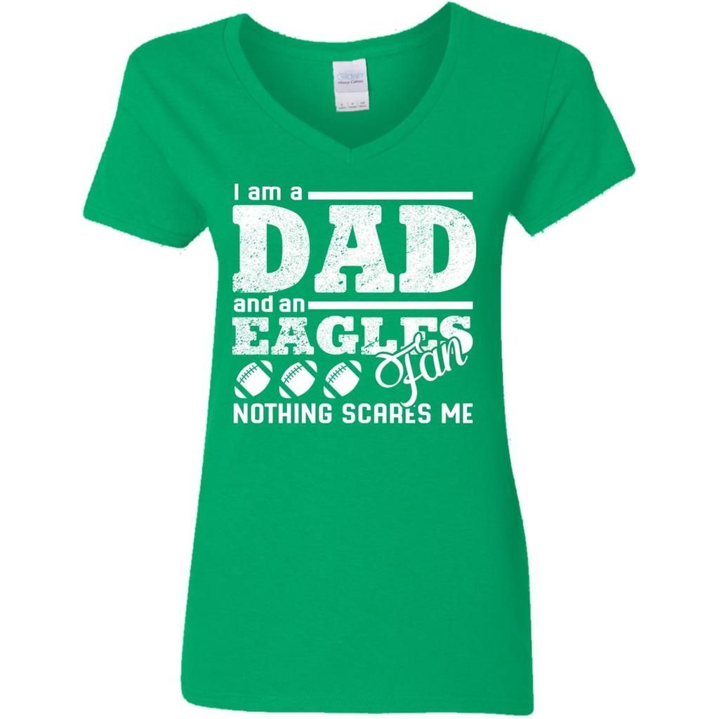 sports shoes b85bc 0feb2 I Am A Dad And A Fan Nothing Scares Me Philadelphia #eagles ...