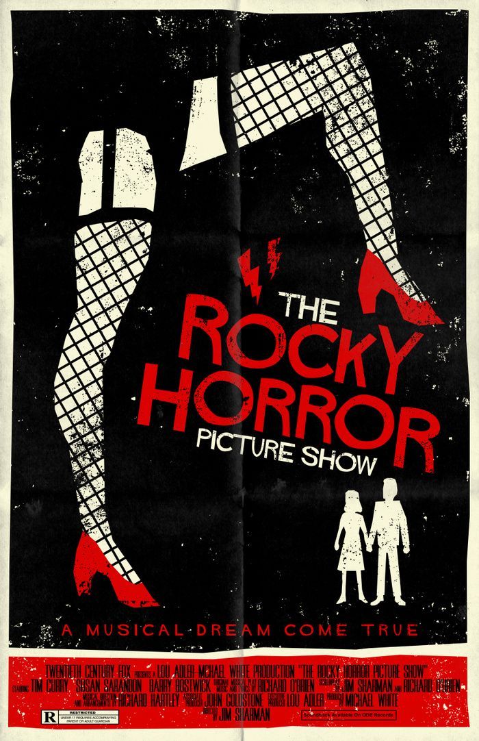 The Rocky Horror Picture Show (1975) ~ Minimal Movie ...