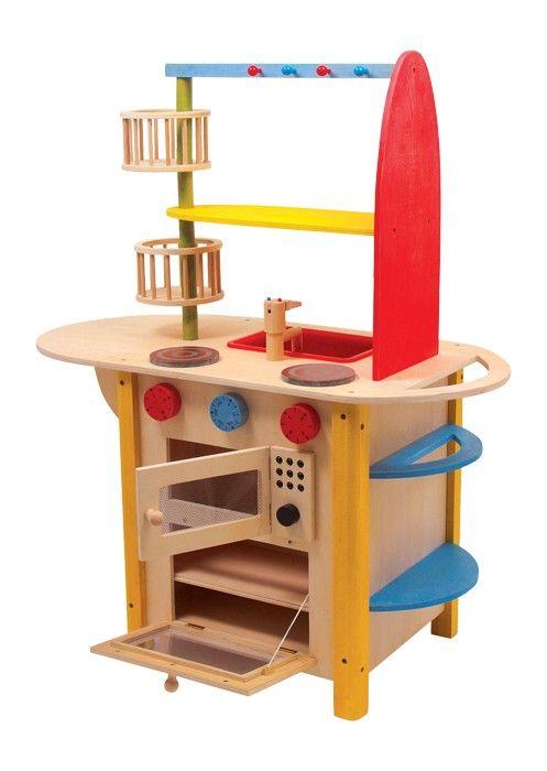 Cucina per bambini in legno | Giochi & Peluche | Pinterest | Peluche ...