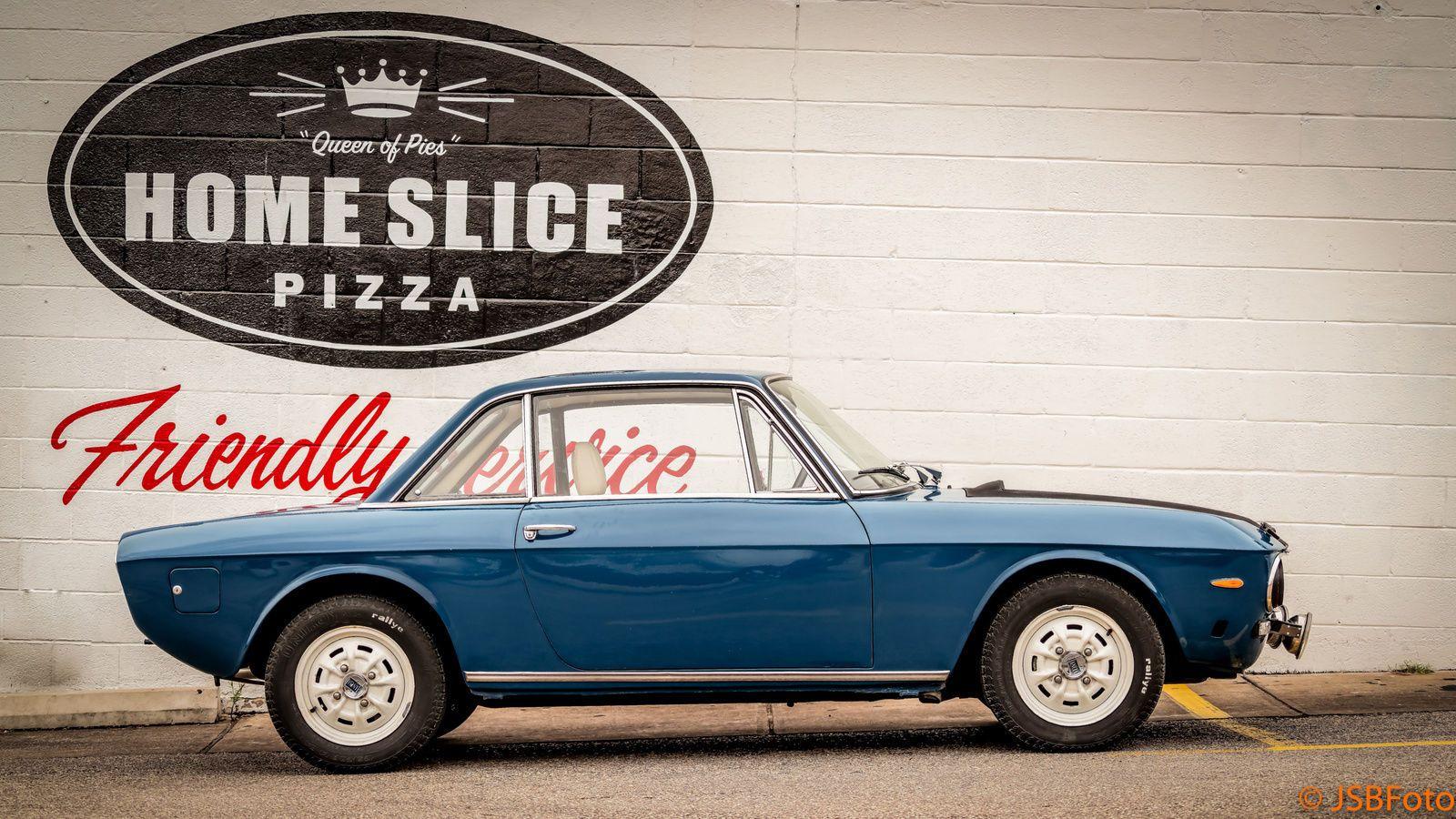 Details about 1972 Lancia Fulvia Fulvia | John Reilly | Lancia delta