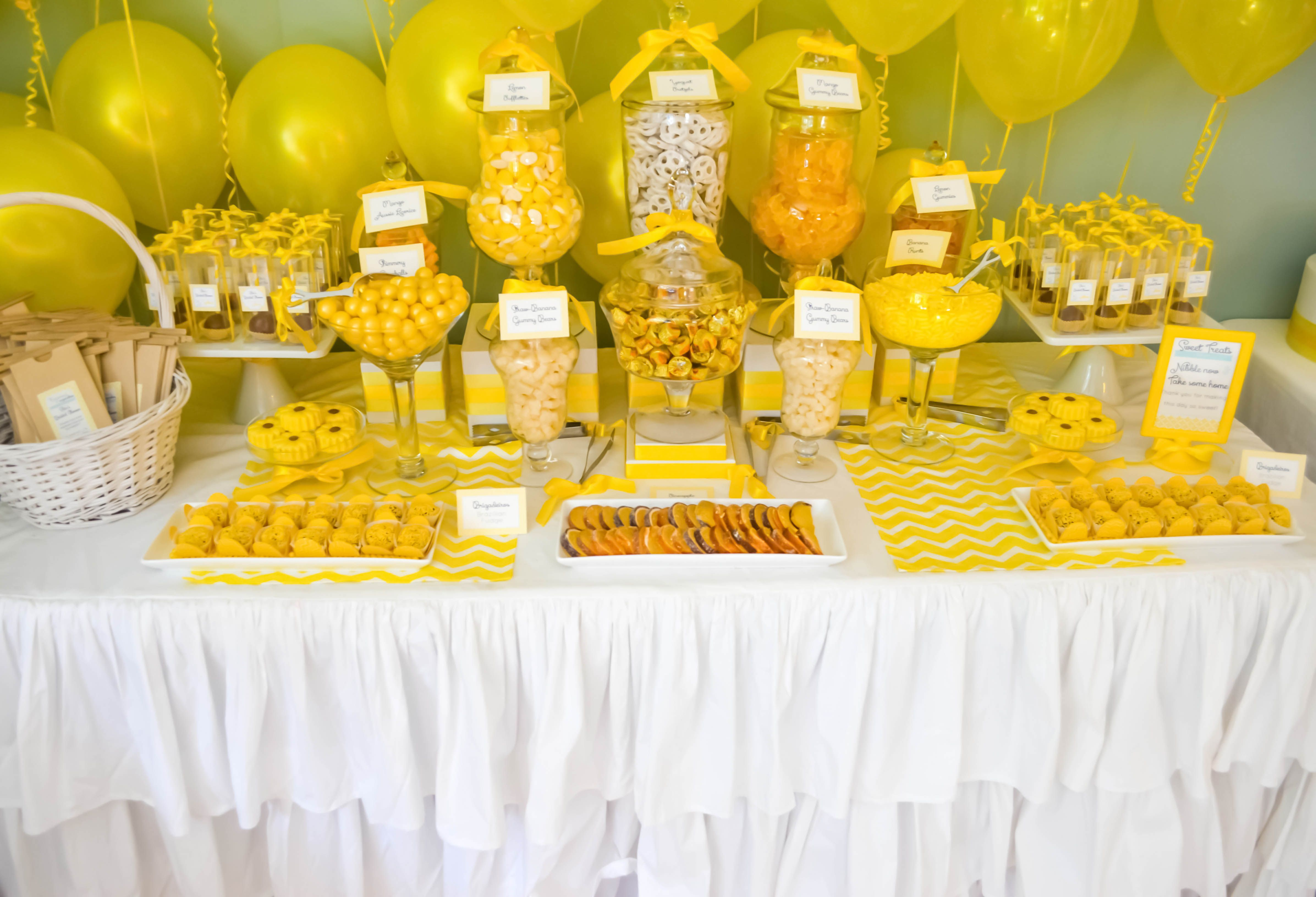 Shades of yellow color names for your inspiration nautical food