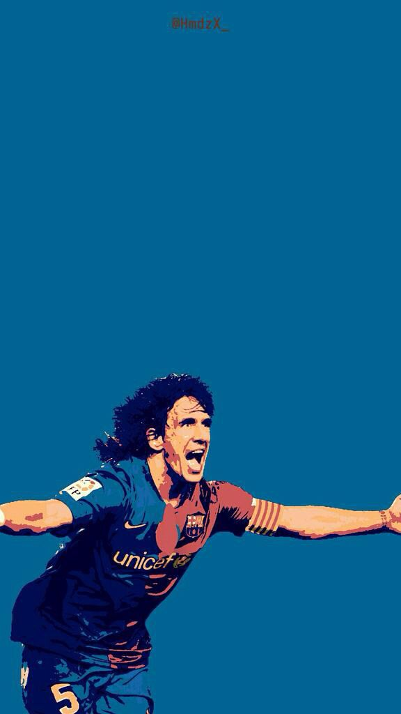 Carles Puyol wallpaper