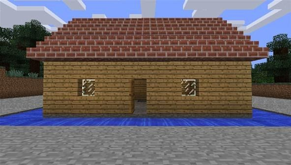 minecraft simple house | mine craft | pinterest | simple house