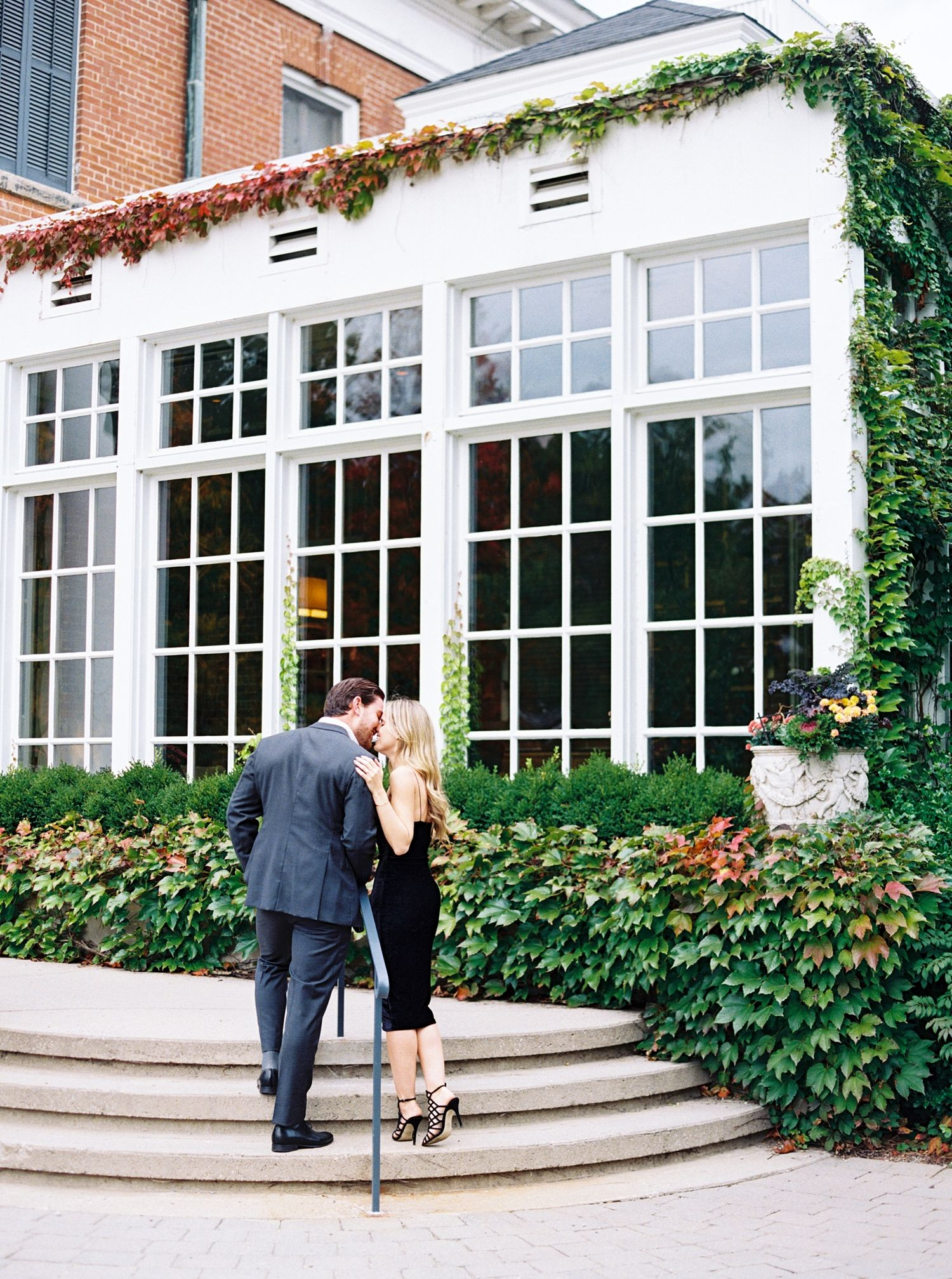 Hall Jennifer Chad O Langdon Proposal Photographer Cambridge Ontario Wedding Venue