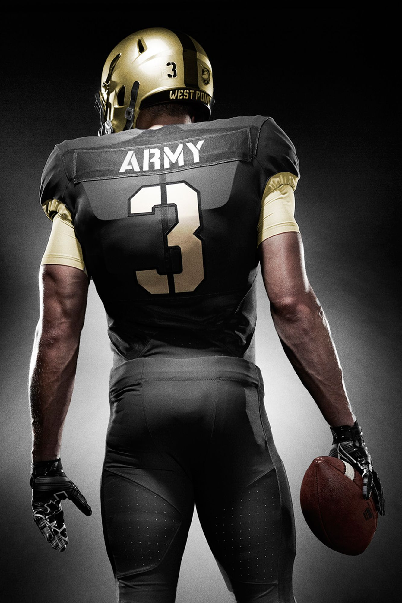 2015 Army West Point uniforms by Nike - Football  0b12b9104