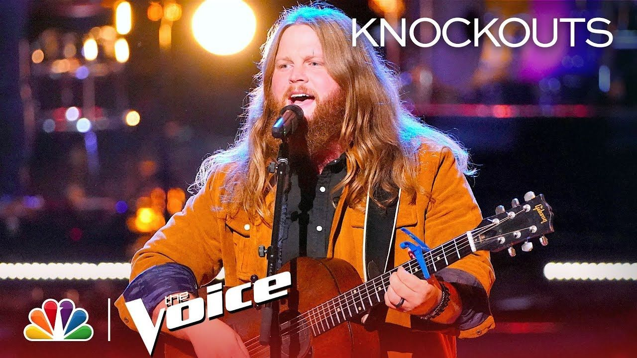 Chris Kroeze Performs A Vulnerable Cover Of Burning House The