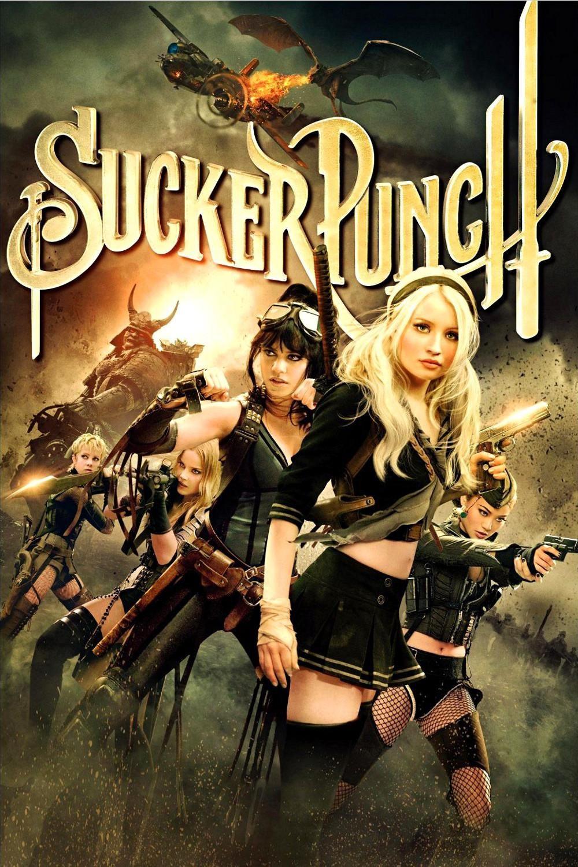 Sucker Punch (2011) | GRINDHOUSE! in 2019 | Sucker punch, Movie