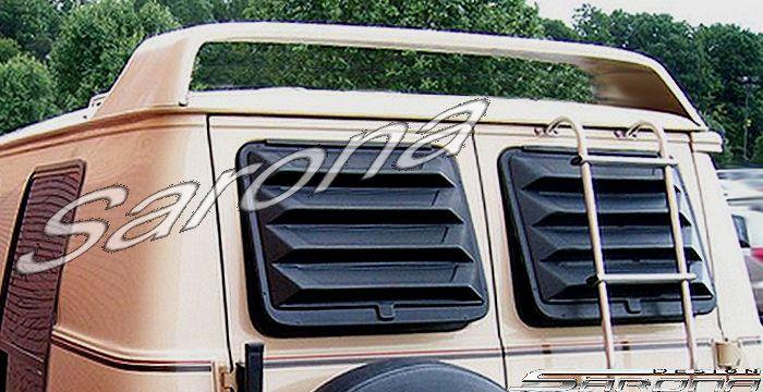 Custom Chevy Van All Styles Roof Wing 1977 1995 199 00