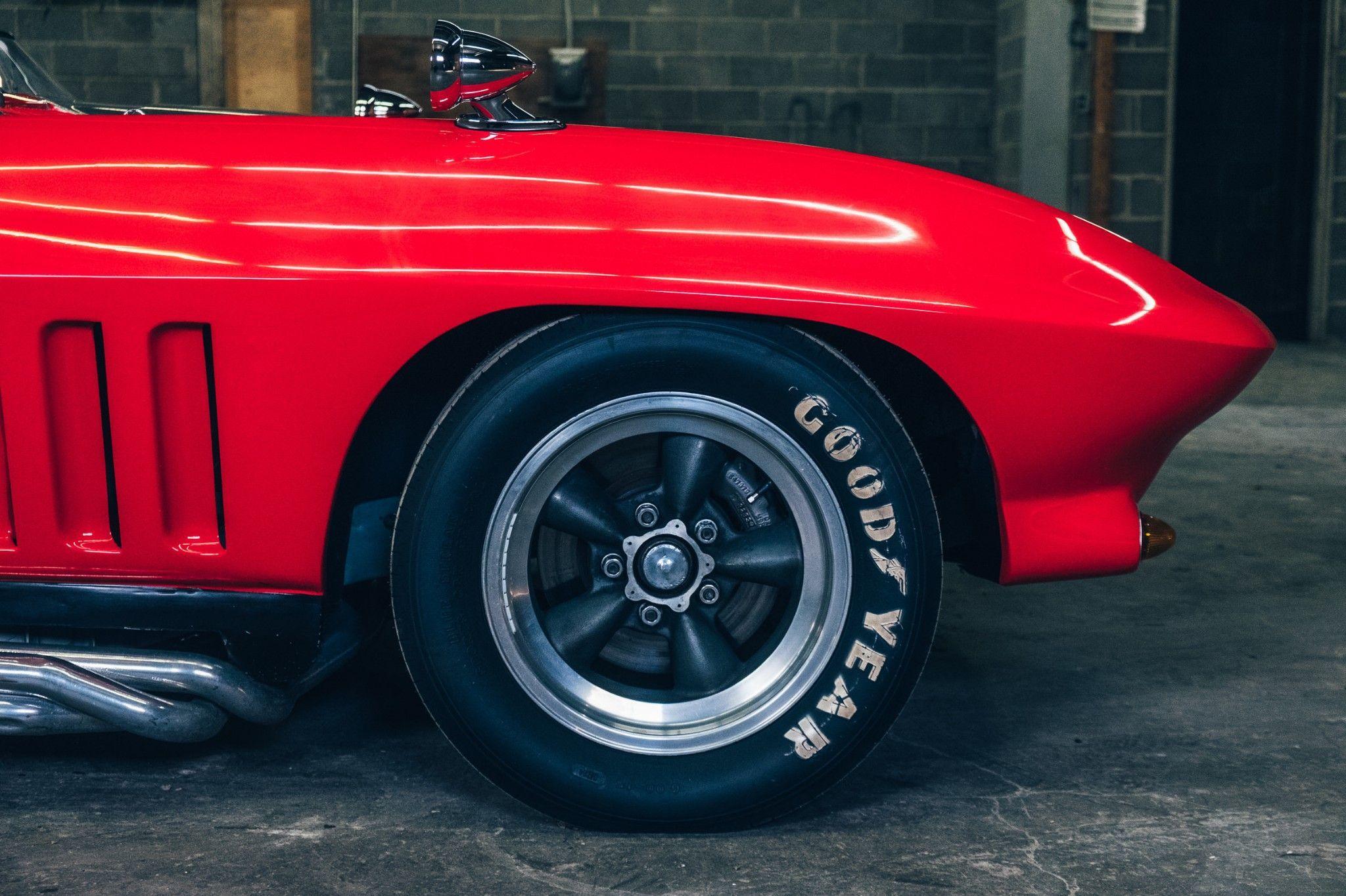 1966 Chevrolet Corvette B Production Race Car for sale on BaT ...