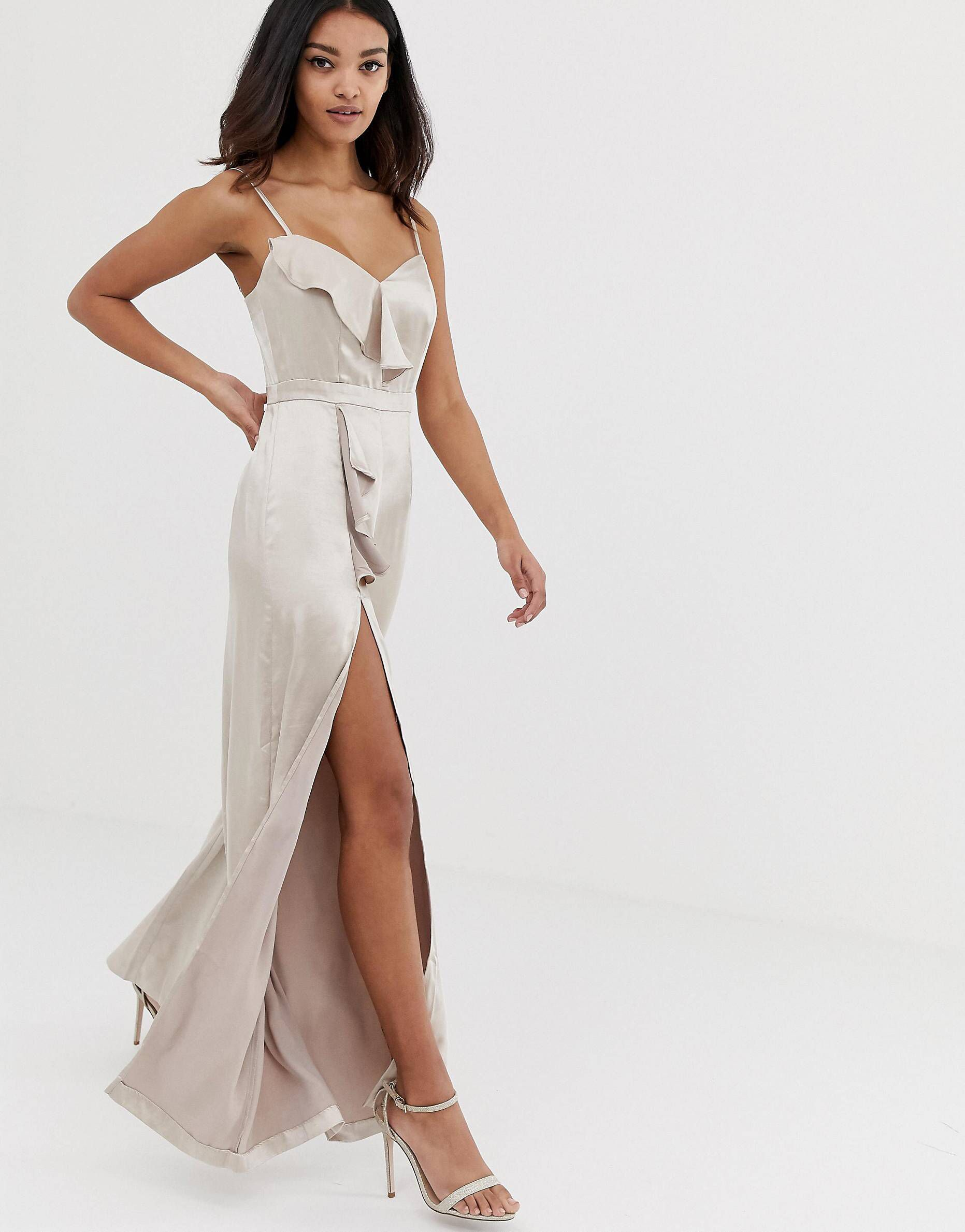 f26319c47 What's Trending In Fashion, Satin Jumpsuit, Split Legs, My Shopping List,  Nordstrom