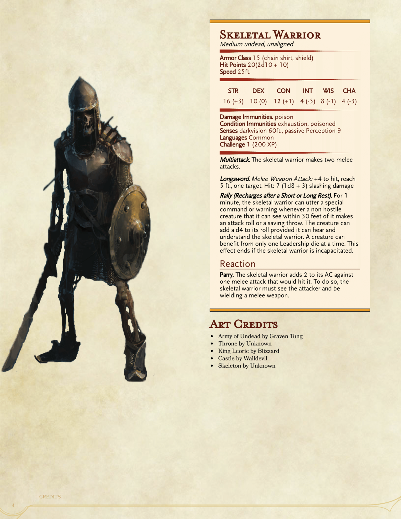 5e Zombie Template. Dnd 5e Homebrew Search Results For Cr 5 10. 11 To Whom It May Concern Memo