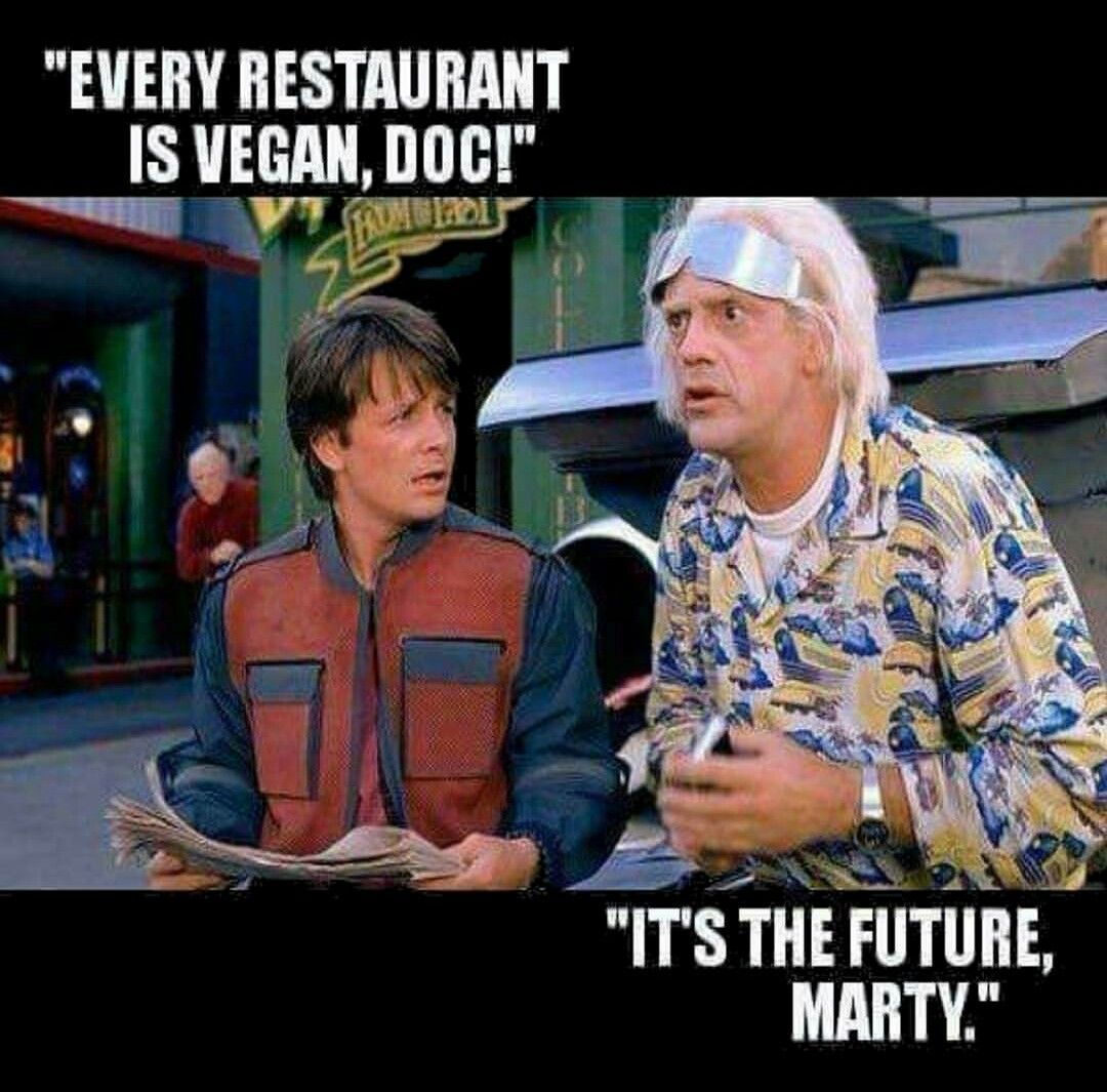 Every Restaurant Is Vegan Doc With Images Vegan Humor Vegan