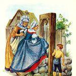 Frau Holle (Elfriede Prasse)