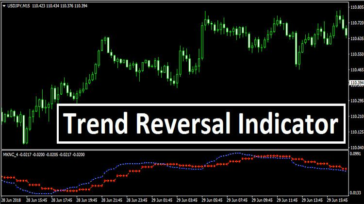 Trend Reversal Indicator Mt4 Forex Trading Signals
