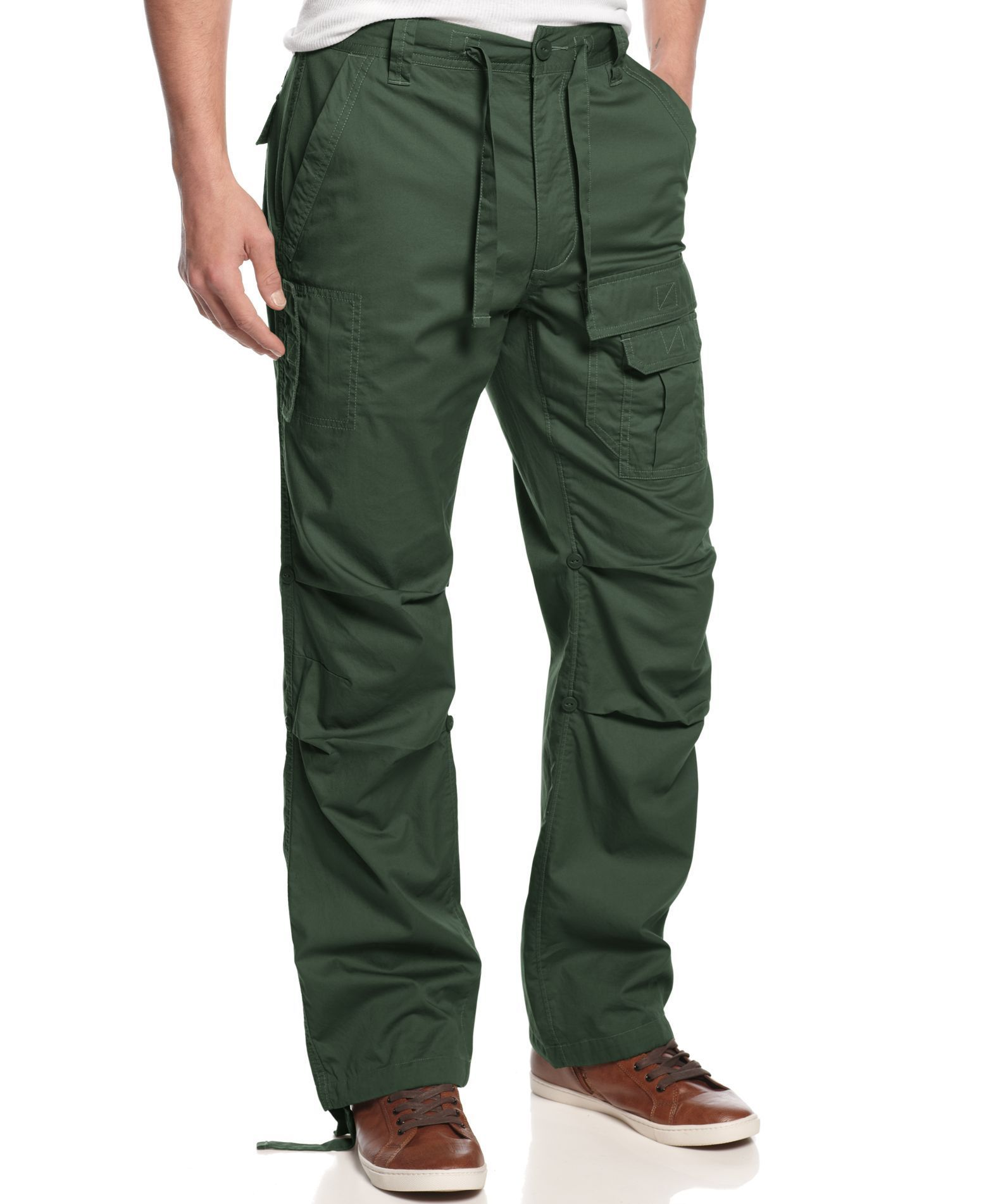 e40d59655af97 Safari style hits the streets with these casual and cool pants from Sean  John.