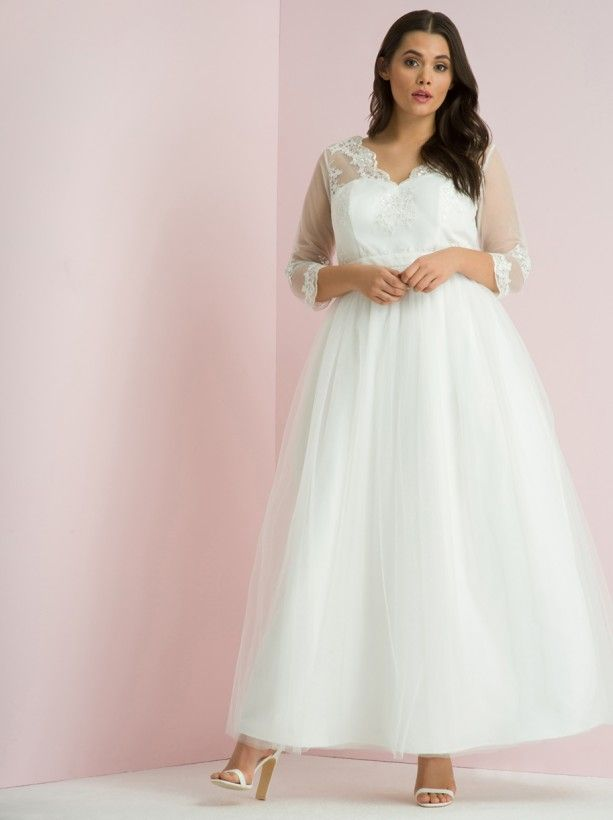 Chi Chi Bridal Curve Sophia Dress - chichiclothing.com | Dream ...