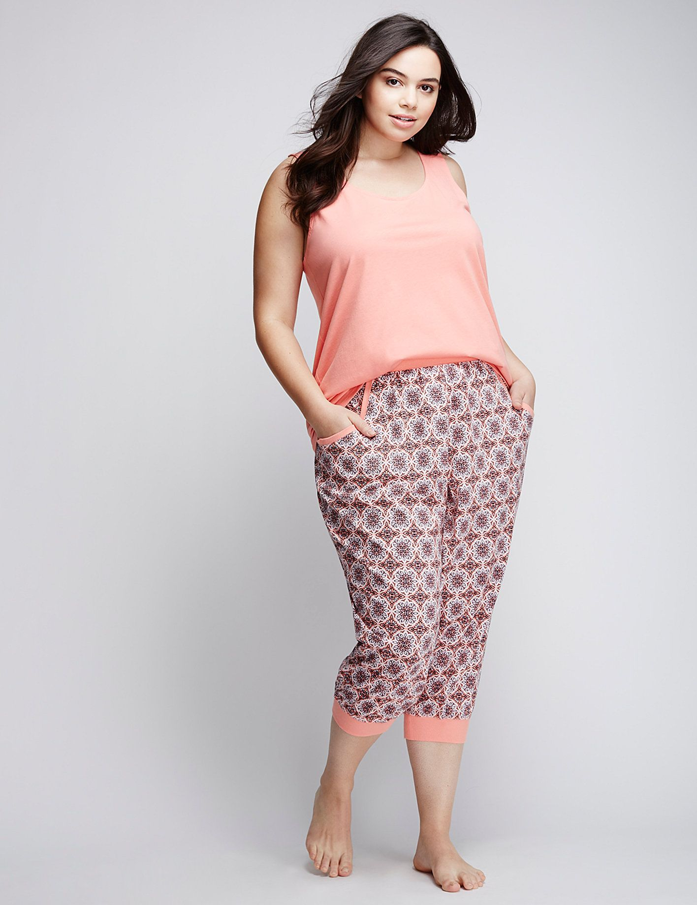 f4b1f2d842d6 Plus Size Sleepwear & Women's Loungewear | Lane Bryant ...