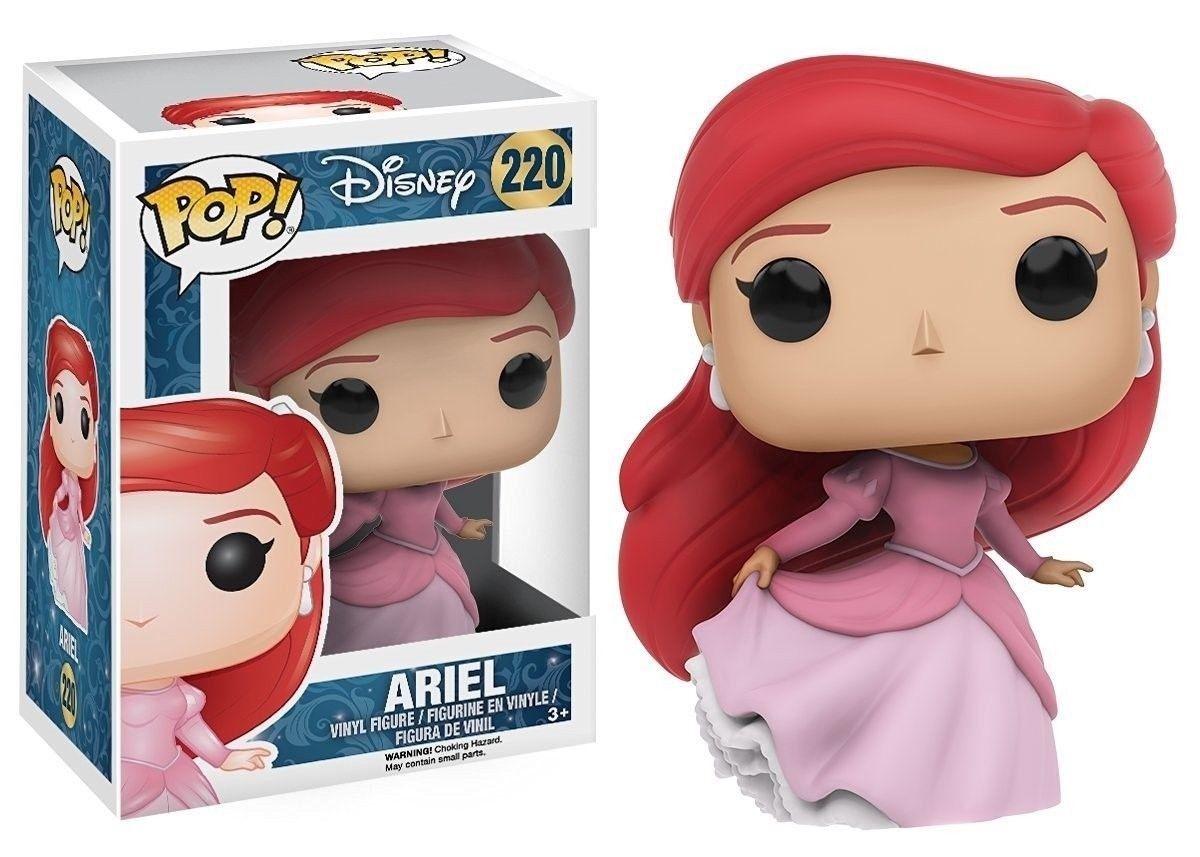 Funko POP Disney The Little Mermaid Ariel #220 vinyl Figure