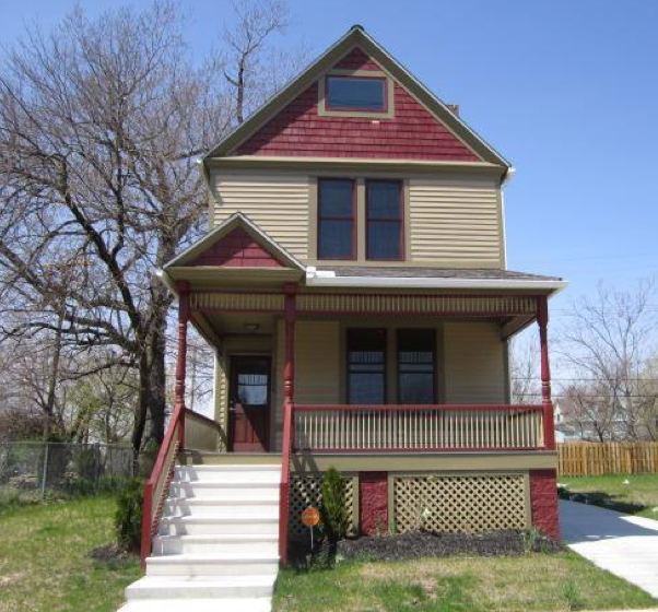 Saved From Demolition The Cleveland House Where Langston Hughes Became A Writer Cleveland House House House Styles