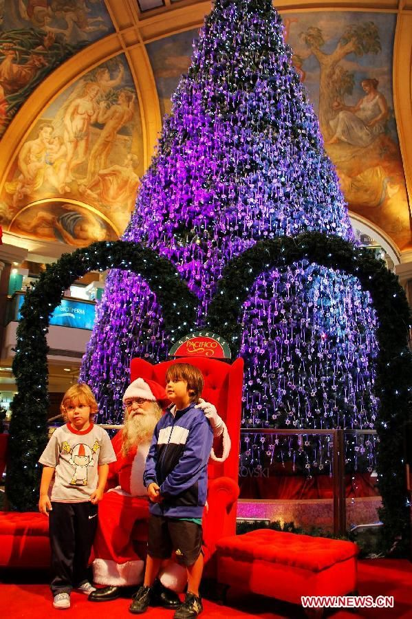 Christmas Celebration In America.Christmas Celebrations In Buenos Aires Christmas Around
